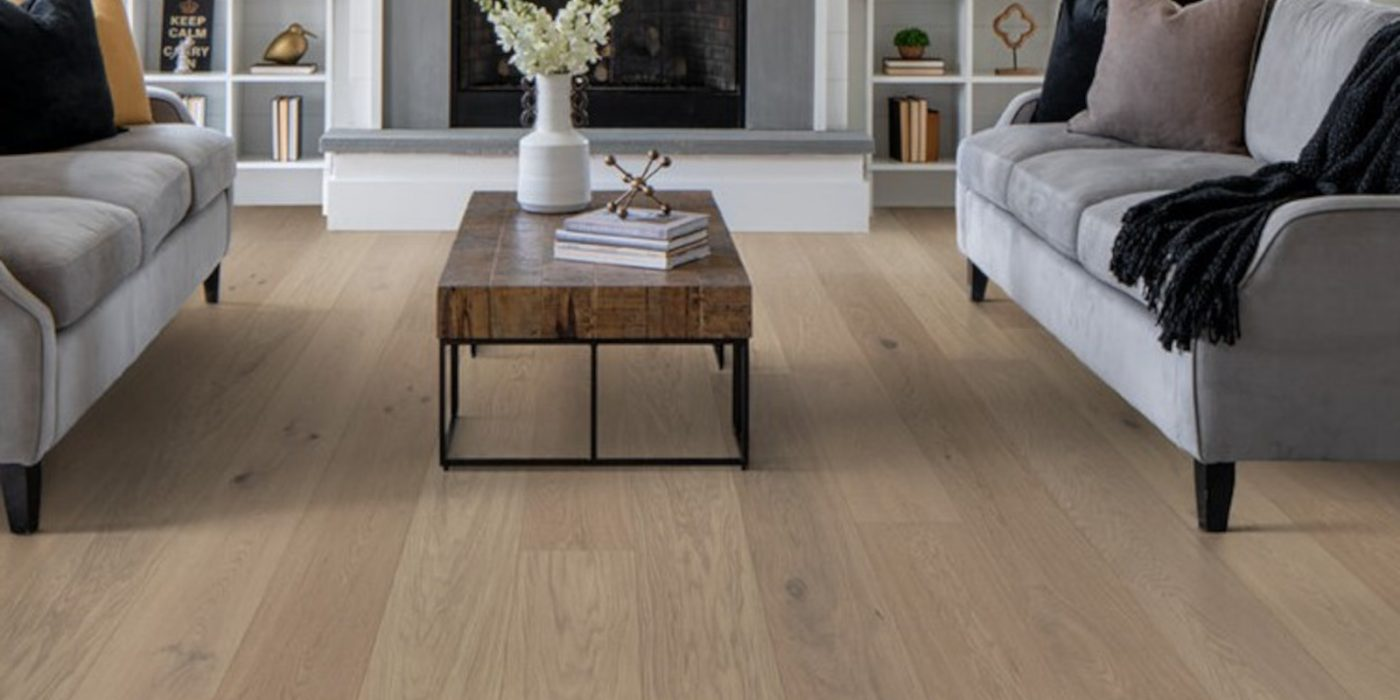 Hightech - Oak Latte Living Room